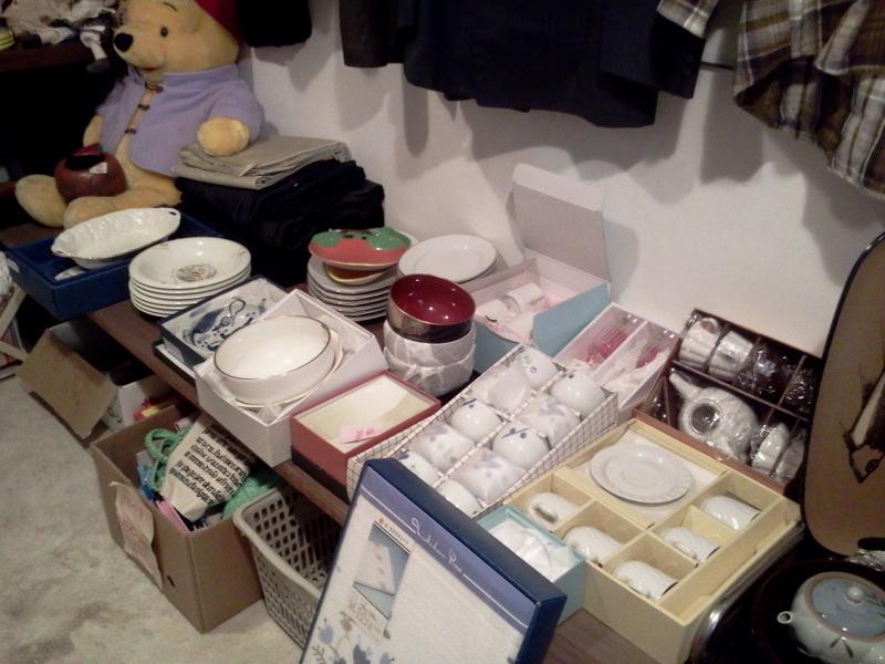 金庫室フリマの商品紹介①