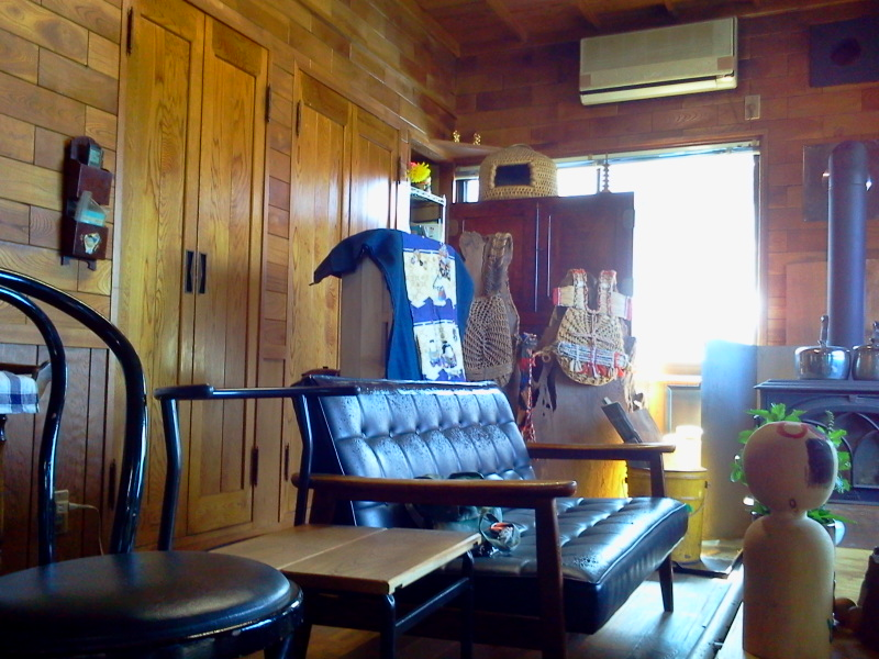 Wood cafe Watanabe 〜鶴岡市道形町 渡部銘木店〜