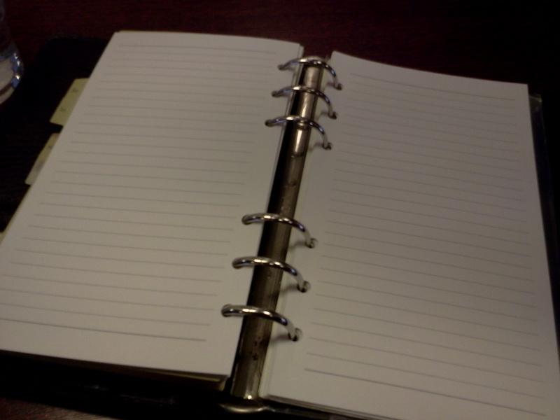 来年の手帳、どうでしょう。