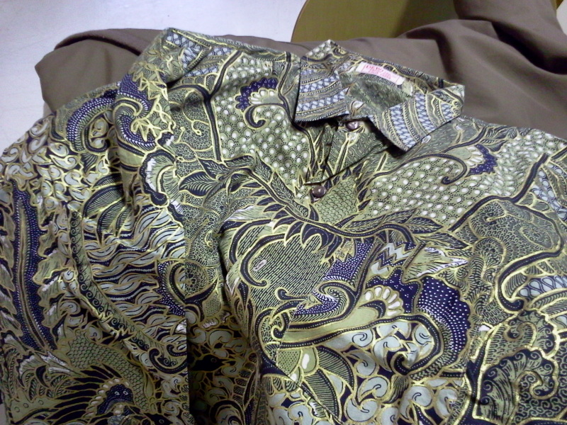 ギラギラなオジサマ服およびもったりブルゾン入荷!