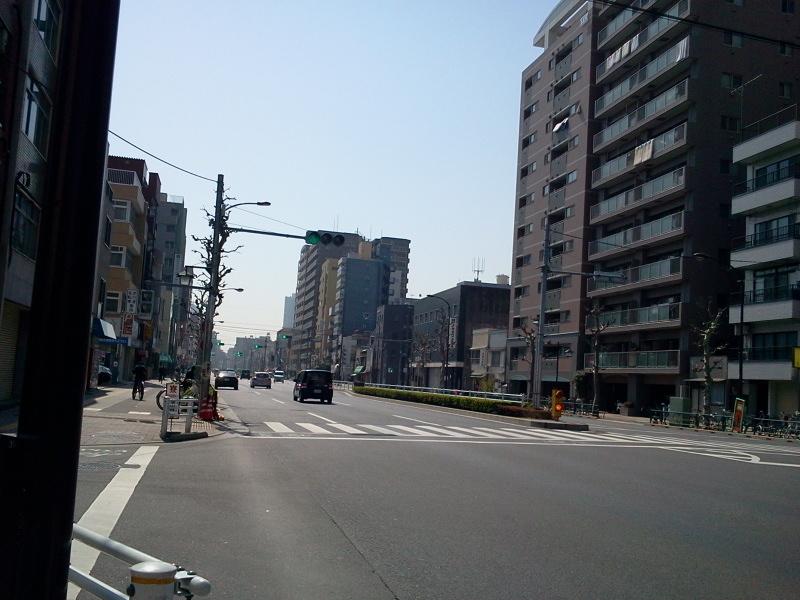 台東区。合羽橋商店街をうろつく。