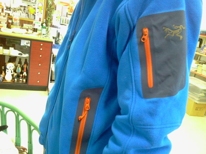 庄内人がアークテリクスを着たら。2013。