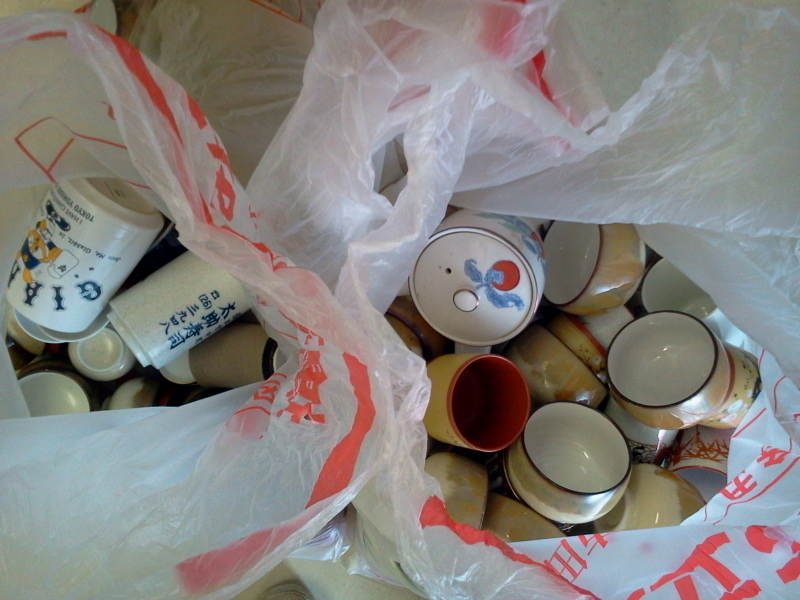 和風のお皿、湯呑みなどがいっぱい入荷しました!