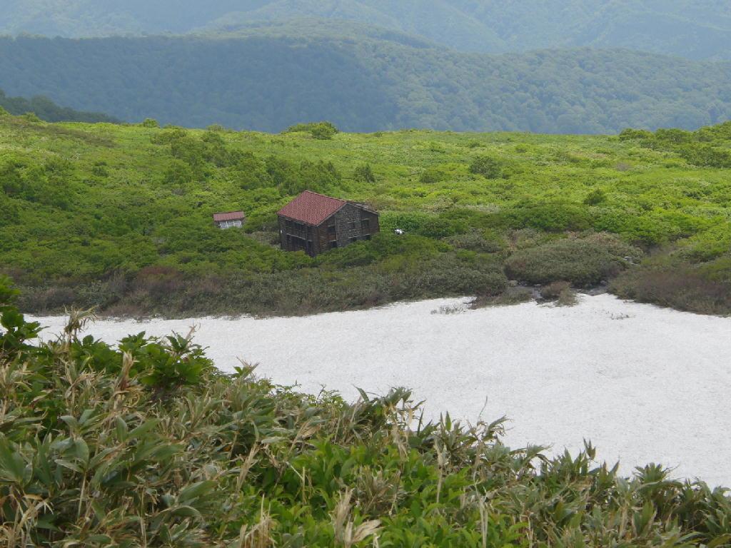 6/30 鳥海山 湯の台口登山開きの様子