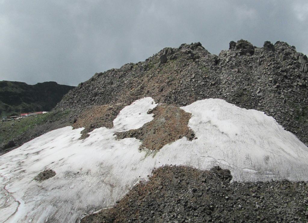 2013/8/21 鳥海山 山頂の風景