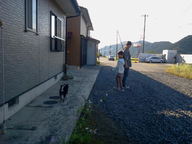 散歩へいこうよ〜♪