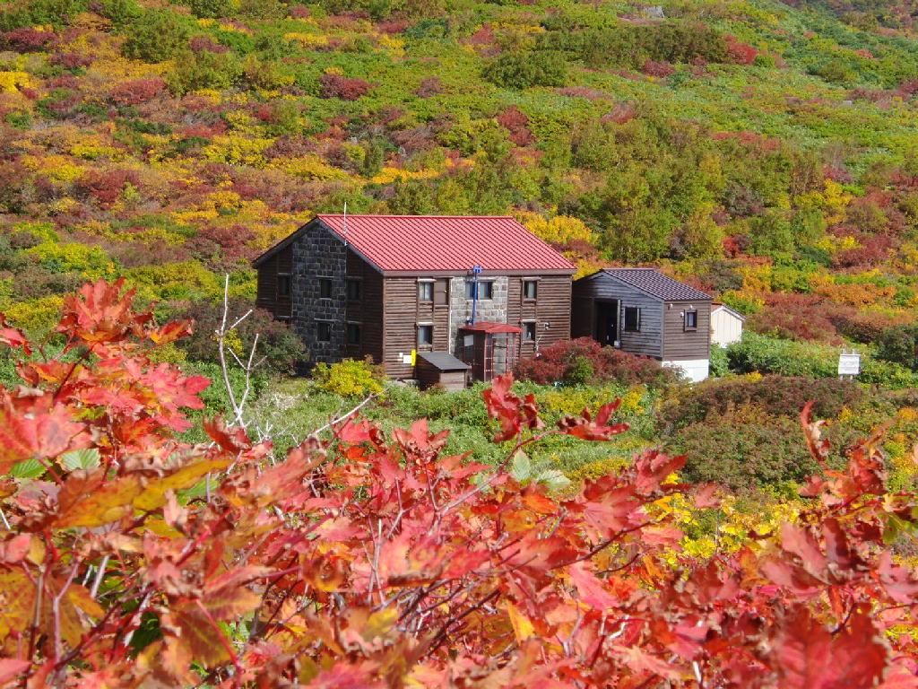 2013/10/4 鳥海山 滝の小屋周辺