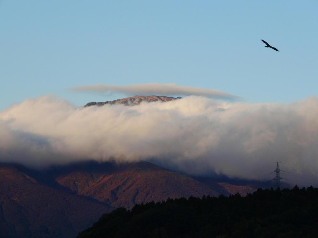 2013/10月中旬 鳥海山の紅葉